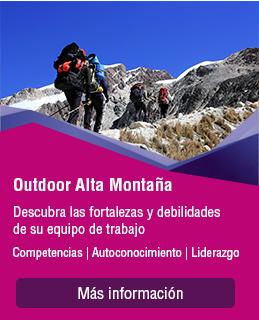 outdoor alta montaña